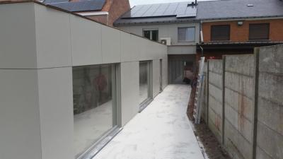 pvc ramen nieuwbouw