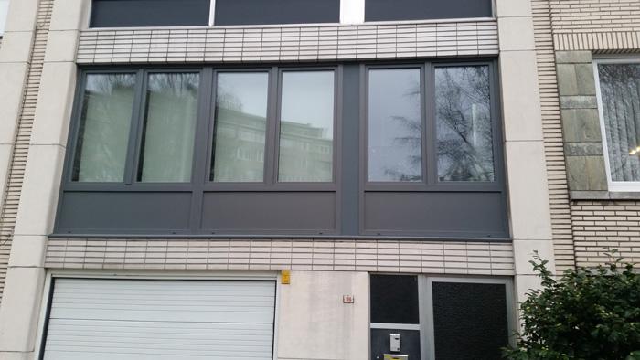 pvc ramen voor appartement