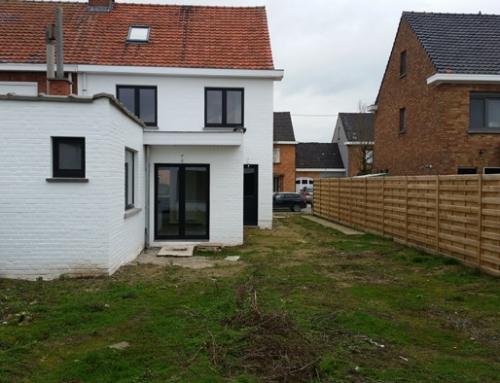 Halfopen bebouwing – PVC ramen & deuren